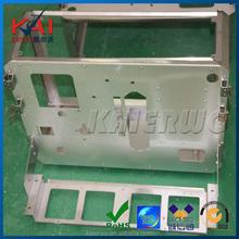 Sheet Metal cutting and bending machining
