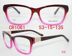 Fashion new style acetate optical frame