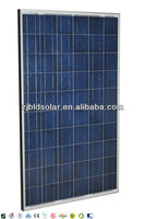 230W Poly/Multi Crystalline Solar Panel PV Module With TUV VDE UL MCS CE CEC PV Cycle SONCAP Approval Standard