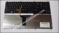 chinese laptop keyset for Toshiba C650 US english layout keyboard
