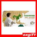 Cero oxgift mapa, cero el turismo mapa del mundo