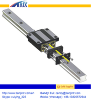 China Manufacturer offer transmission parts TRH seriers linear rail systems