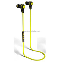made in china 2014 Newest In ear stereo bluetooth headphone earphone