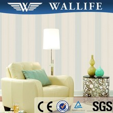 LJ11102 home decorative wallpaper fireproof non woven wall covering