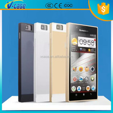 Perfect protect aluminum bumper cover phone case for lenovo a850 s856