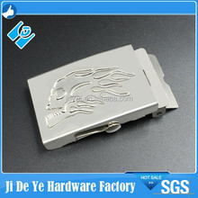 wholesale and prevailing metal custom personalized belt buckles automatic