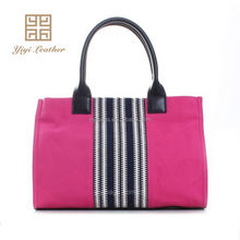 guangzhou branded manufacturer lady tote fashion bag