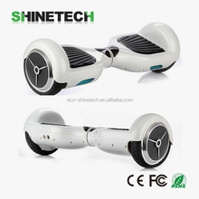 2015 self balancing electric scooter with Bluetooth music function and mobile phone APP software