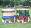 Folding Pet Playpen,Dog Playpen with Eight Panels