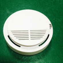 high sensitivity LED flash ceiling mount smoke detector fire alarm