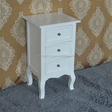 Scandinavian furniture white rubber wood drawer cabinet buy furniture from china