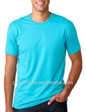 TX0576 Cotton Super Soft Round Neck Mens Blank T-shirt 2014,High quality t shirts