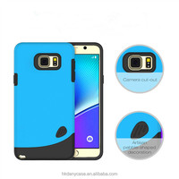 New Arrival Slim Colorful Armor Back Cover Phone Case for Samsung Galaxy Note 5 For Galaxy Note5 Case