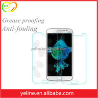 Cheap anti-fingerprint glass screen protector,for Samsung S6 screen protector
