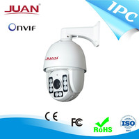 "1080P Onvif PTZ IP Camera High Speed Dome IP Camera 2MP Real time Waterproof IP66 with 1/2.9"" CMOS Senser"
