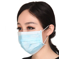 3ply Face mask, Disposable Surgical Mask, PM2.5 Medical Mask