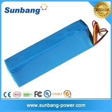 High power rechargeable 18650 battery pack 36v 10ah li ion battery pack auto batter for e-bike/child car
