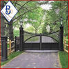 Aluminum and Steel Decorative and High Security Metal Fence and Gates