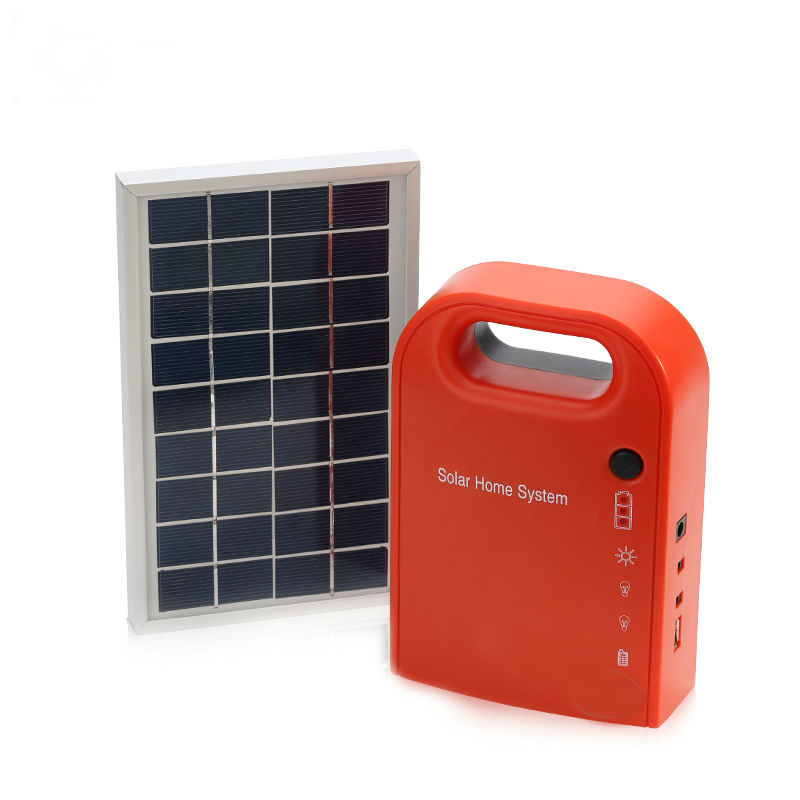 Factory direct 2014 new portable solar home kit with lighting and mobile phone charger-2