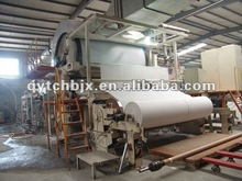 2400mm high strength corrugating paper machine 2012 hot sale paper machine