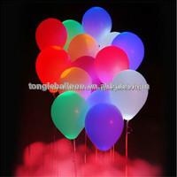 Decoración flotante globo de iluminación led, inflable de las medusas globo