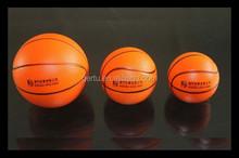 squeeze foam basketball ,anti stress basketballs