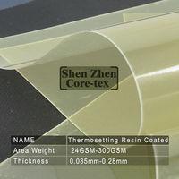 hot sale Epoxy resin dipped fiberglass cloth