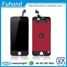 foxconn display with digitizer for iphone 5s, original LCD for iphone 5s screen