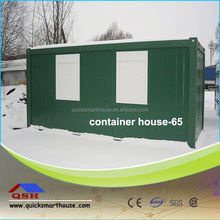 strong and safe welded container houses
