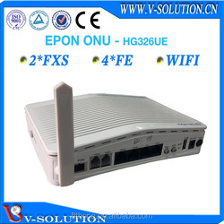 4+2+1 EPON ONU FTTH home gateway unite fiber to the home ONU GEPON WiFi router