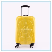 kids hard shell abs trolley luggage bags