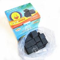 Coconut shell 1kg/box ,72pcs/box ,coconara hookah charcoal