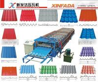 high quality glazed metal roof manufacturer