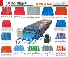 high quality glazed metal roof manufacturer