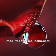 2012 Pop drop of water fabric painting designs