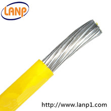 strand aluminum wire single core pvc electrical wire