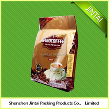 2015 High quality coffee bag custom printing coffee bag High quality coffee packing bag