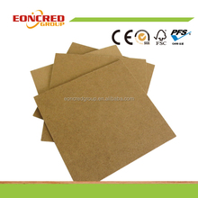 CARB and FSC certificated MDF board