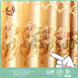 Professional manufacturer Attractive Modern curtain material