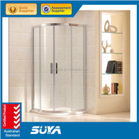 China OEM multi-function tempered glass shower rooms