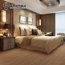 interior decoration 150x900 sugar lapatto finish porcelain wooden floor tiles