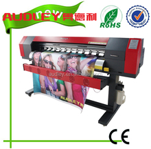 Factory price Audley 1.8m industrial inkjet printer