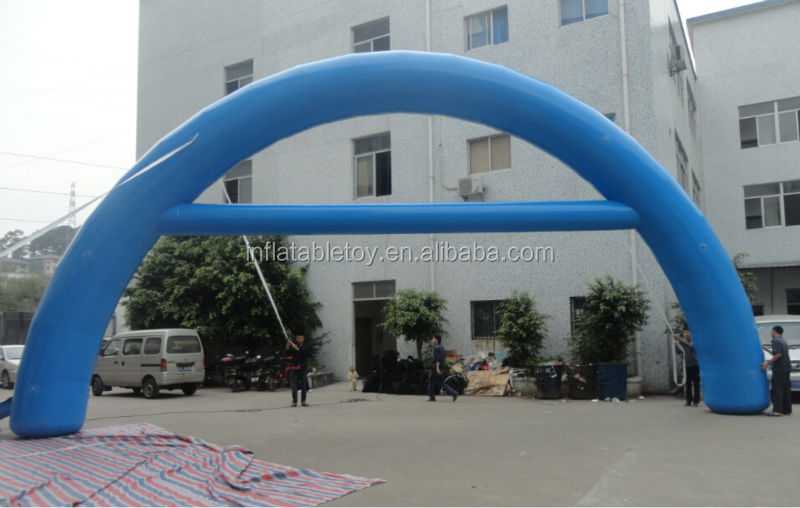 2015 high quality inflatable arch/inflatable entrance arch /inflatable finish line arch