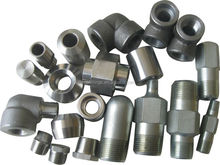 Carbon steel and stainless steel SW fittings Elbow Tee Union Cap Coupling Street elbow A105 F304 304L 316L 317L