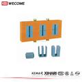 barra de cobre cobre barra redonda elétrica sistema de barramento