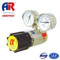 Acero inoxidable 316L flujo medio de presión de Gas lpg regulador del cilindro