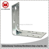 Stainless Steel Heavy Duty Angle Brackets for Wood