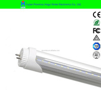 SMD2835 tube light fittings 36W Frosted cover T8 led tube light With 103lm/W And CE ROHS CCC ISO qulity standard