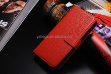 Quality hot sale 5 sg leather pu case for iphone 5 s