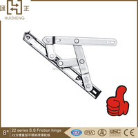 friction stay,pvc window hinge,door hinge,4bar hinge 8""